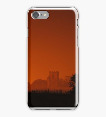 St Andrews (Bishop Auckland) iPhone Case/Skin