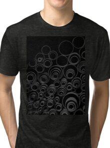 Keep rollin' rollin' rollin'... ;) dark, gray Tri-blend T-Shirt