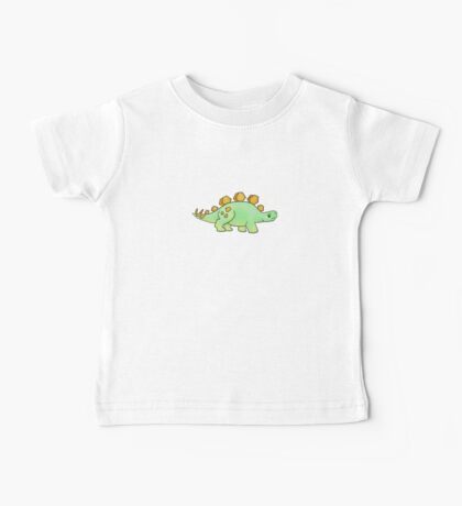 Firefly Wash's stegosaurus quote. (darker backgrounds) Baby Tee