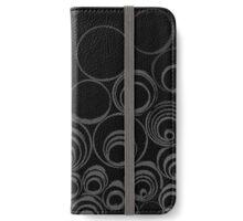 Keep rollin' rollin' rollin'... ;) dark, gray iPhone Wallet/Case/Skin