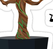Groovy Groot Sticker