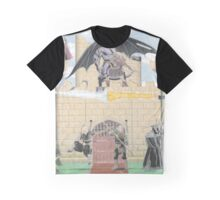 Medievel Mural Graphic T-Shirt