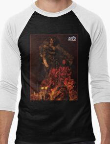 Mad Max 2 Road Warrior  Men's Baseball ¾ T-Shirt