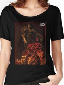 Mad Max 2 Road Warrior  Women's Relaxed Fit T-Shirt