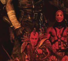 Mad Max 2 Road Warrior  Sticker