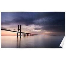 Vasco da Gama Bridge  Poster