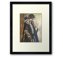 Painting Framed Print