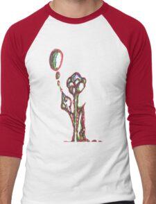 Invasion  Men's Baseball ¾ T-Shirt