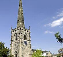St Wystan's Church, Repton by Rod Johnson