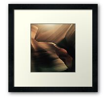 Fantastic Picture of Canyon Framed Print