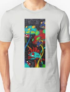 Fish in the Sea of Clouds Unisex T-Shirt