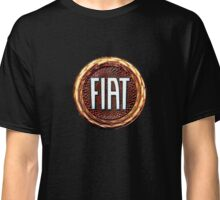 Fiat Vintage Cars Italy Classic T-Shirt