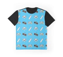 Play Your Video Games Graphic T-Shirt