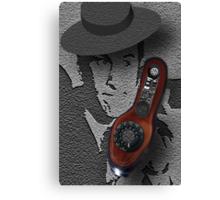"""♥•.¸¸.ஐ SECRET AGENT 86~MAXWELL SMART.. HELLO 99 PICK UP THE PHONE.. PICTURE/CARD.. MY TRIBUTE TO """" MAXWELL SMART♥•.¸¸.ஐ Canvas Print"""