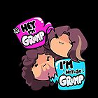 Game Grumps - Hey I'm Grump! - 1shirt by Chalybs