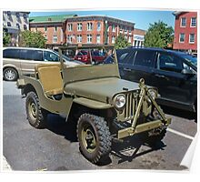 The Jeep Poster