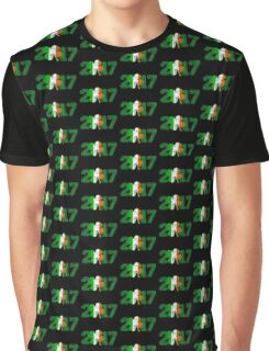 2017 St Patrick s Day Graphic T-Shirt