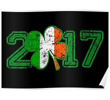 2017 St Patrick s Day Poster