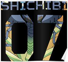 <MANGA> Shichibi 07 Poster