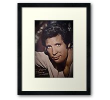 This is Tom Framed Print