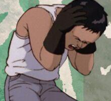 Akira Blast Sticker