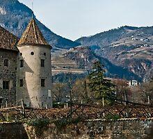 Schloss Maretsch (Castello Mareccio), Bolzano/Bozen, Italy by L Lee McIntyre