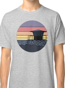 Round Guard Tower Classic T-Shirt