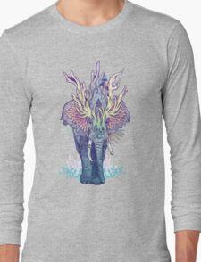 Spirit Animal - Elephant Long Sleeve T-Shirt