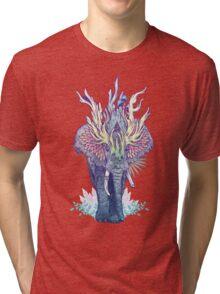 Spirit Animal - Elephant Tri-blend T-Shirt