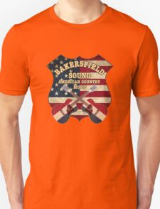 Bakersfield Country Music California   T-Shirt
