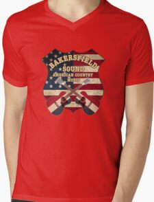 Bakersfield Country Music California   Mens V-Neck T-Shirt