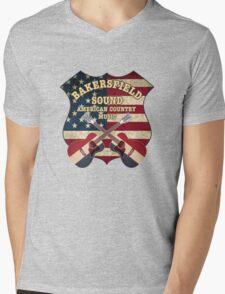 Bakersfield Country Music California   Mens V-Neck T-Shirt