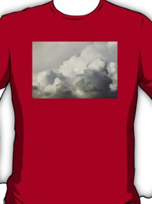 Storm Clouds and Thunder Heads Before Rain Storm T-Shirt