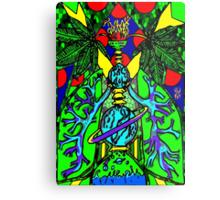 Herb Life  Metal Print