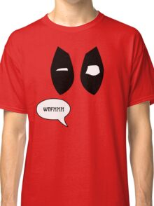 Loud Mouth Superhero Classic T-Shirt