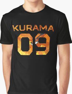 <MANGA> Kurama 09 Graphic T-Shirt