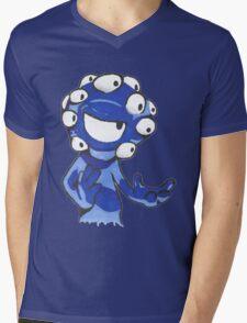 Eyes Mens V-Neck T-Shirt