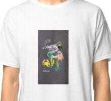 Fish Arcade Games Ocean Whale King Dragon Hunter  Classic T-Shirt