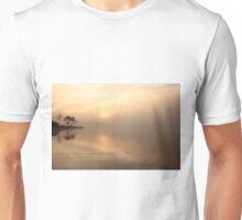 Loch Ard Morning Mist Unisex T-Shirt