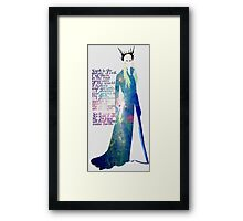 Elven King Framed Print