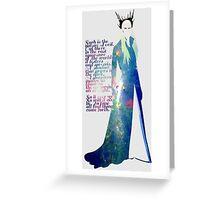 Elven King Greeting Card