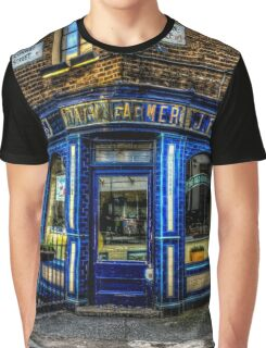 The Old Dairy Cafe Graphic T-Shirt