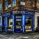 The Old Dairy Cafe by Andrew Pounder