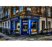 The Old Dairy Cafe Photographic Print