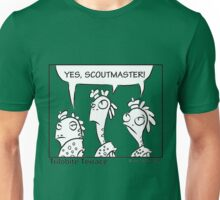 Yes Scoutmaster! (part 2) Unisex T-Shirt