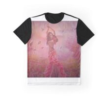 Gypsy In the Fields Graphic T-Shirt