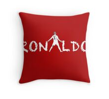 Ronaldo  Throw Pillow