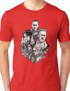 Witcher Wild Hunt Hearts of Stone Unisex T-Shirt