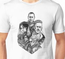 Witcher Wild Hunt Hearts of Stone Unisex T-Shirt