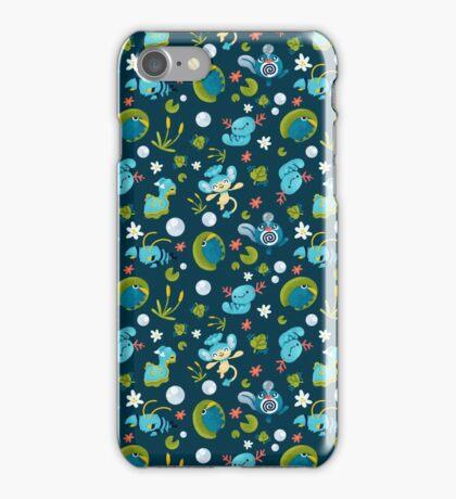 Bubble Beam iPhone Case/Skin